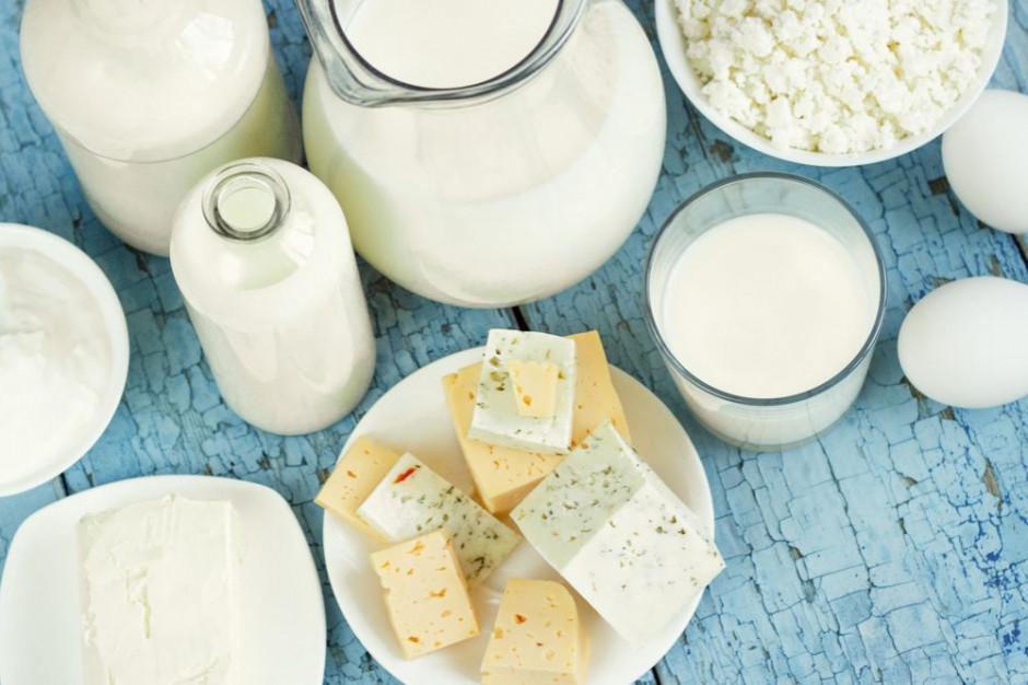 Spadkowy trend na rynku produktów mlecznych