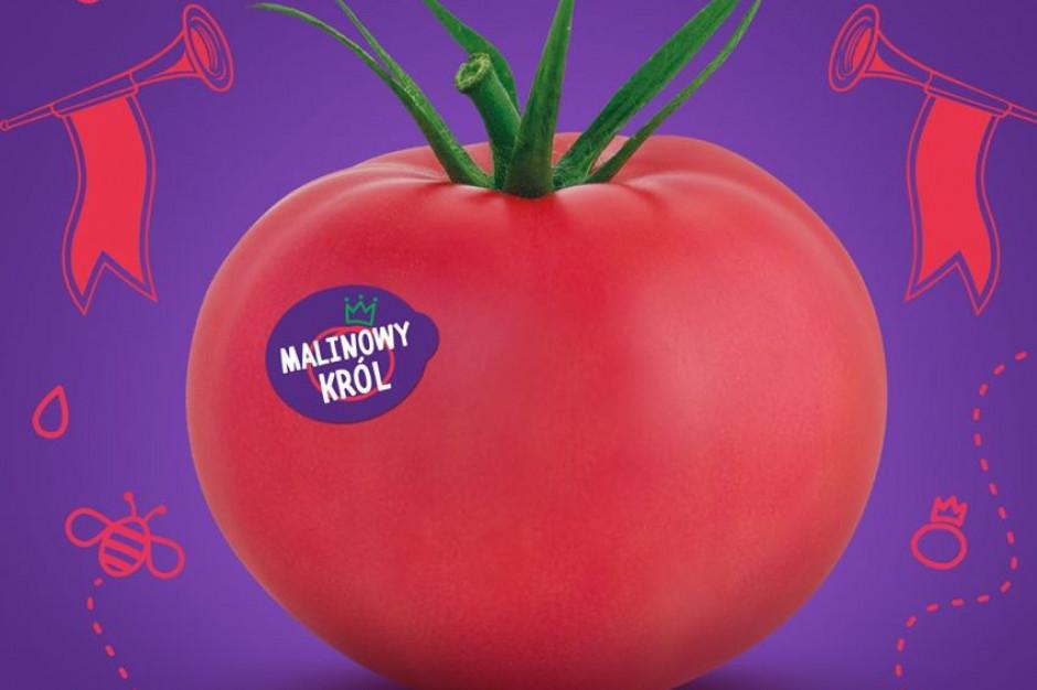 Stowarzyszenie Malinowy Król wypromuje pomidory