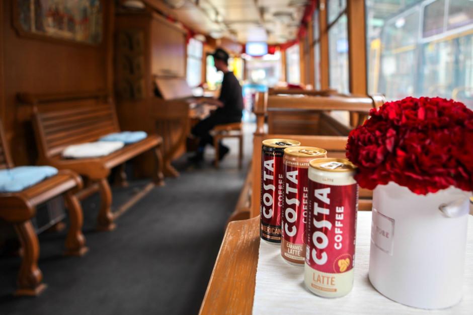Costa Coffee i Coca-Cola opracowały kawowy napój w puszce