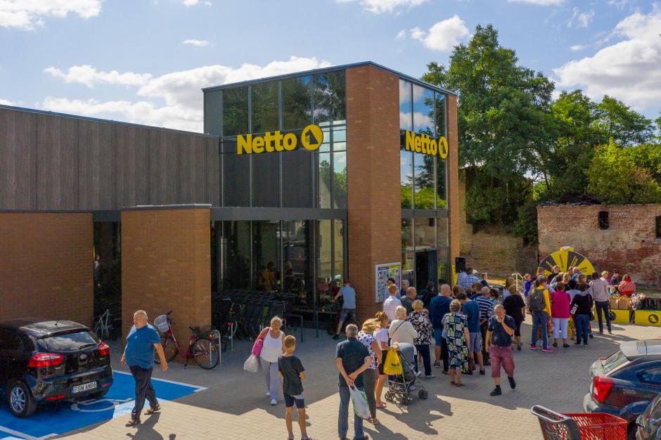 Nowa placówka Netto w Świebodzinie w koncepcie 3.0