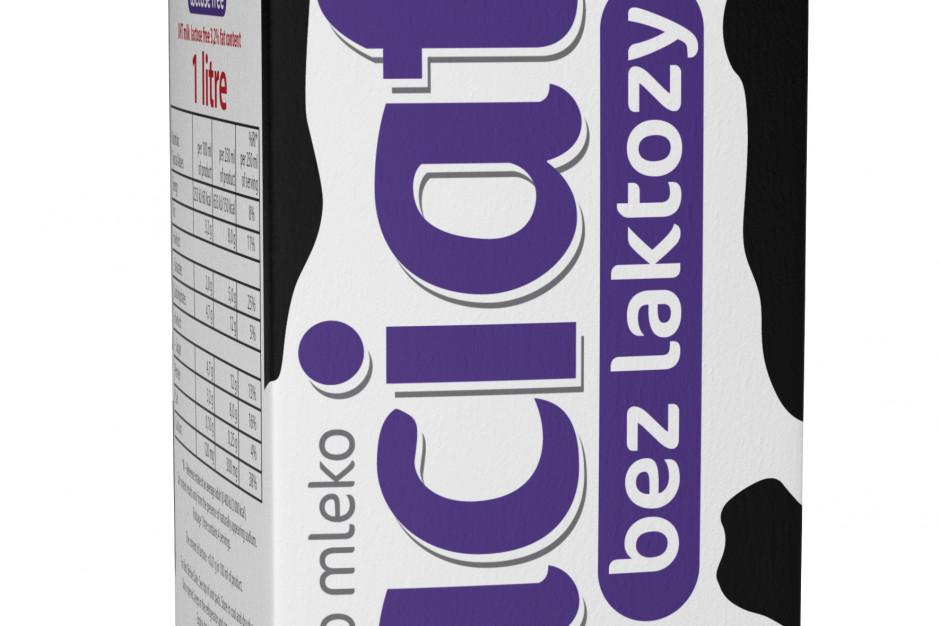 Nowe mleko Łaciate bez laktozy