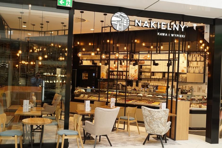 Krakowska kawiarnia Nakielny w ofercie CH Czyżyny
