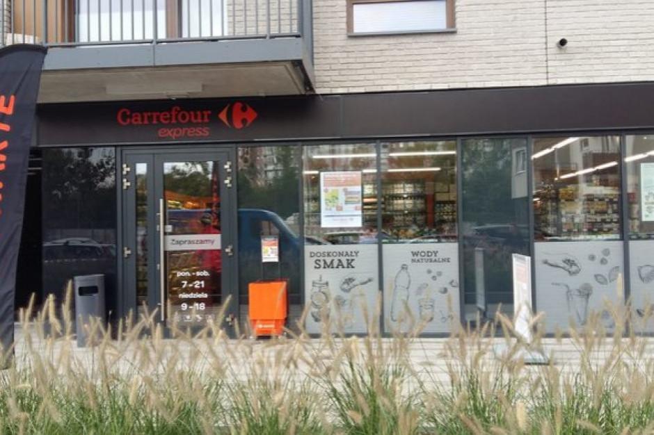 Carrefour zamyka w Polsce sklepy convenience. W rok ubyło ich prawie 50