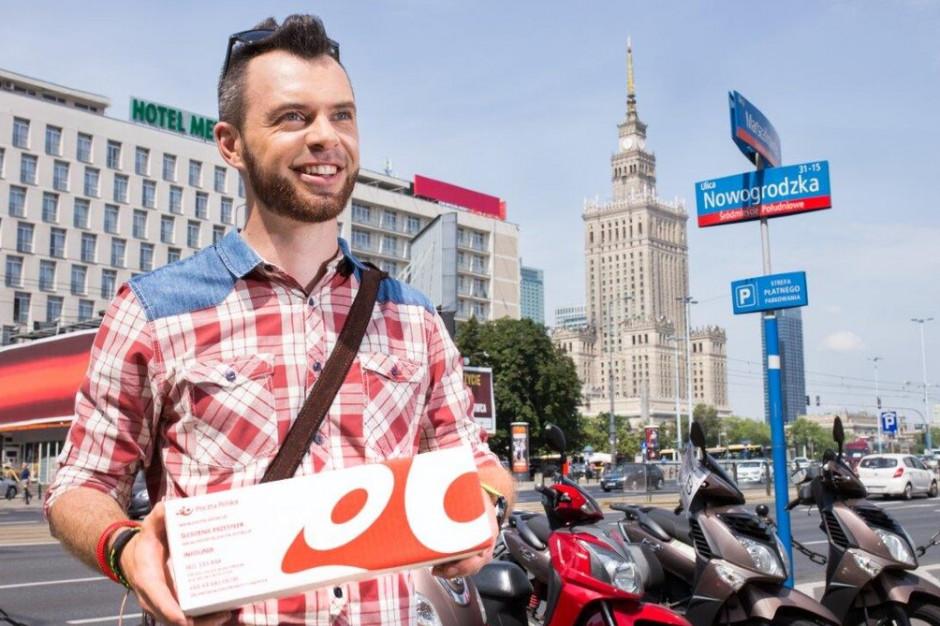 Poczta Polska: w pierwszym półroczu br. co czwarta paczka trafiła do sieci Odbiór w Punkcie