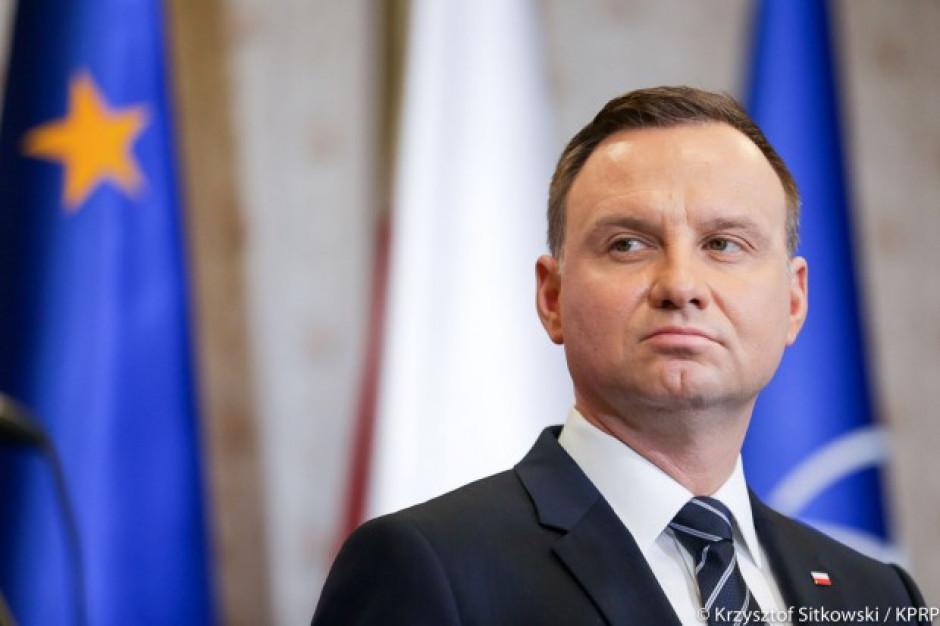 Prezydent podpisał ustawę tworzącą Fundusz Promocji Roślin Oleistych