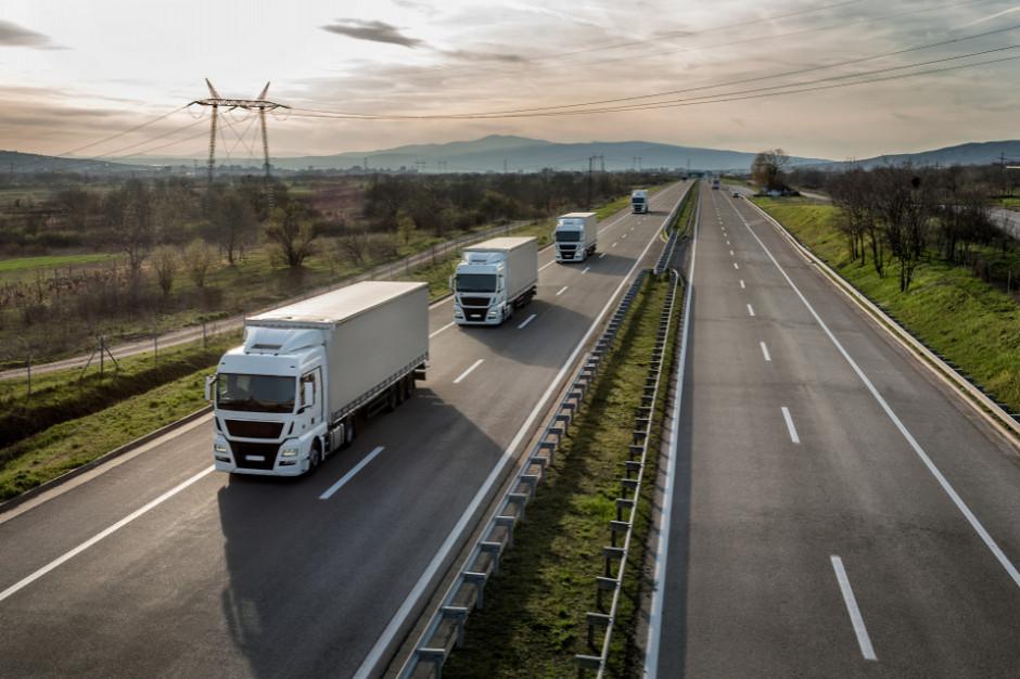 Nowy system poboru opłat dla ciężarówek ma być gotowy w 2021 r.