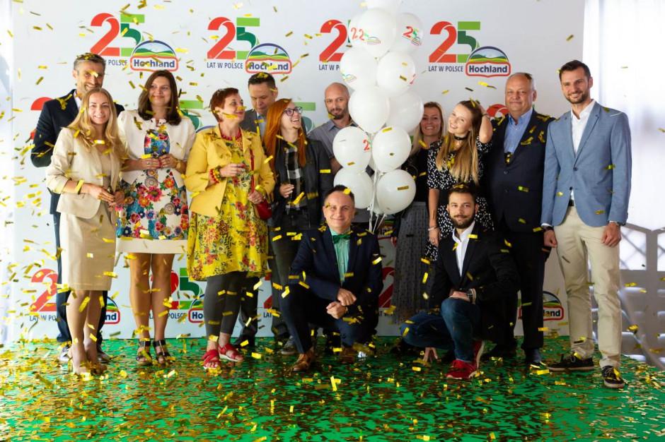 Finał urodzinowej loterii Hochland