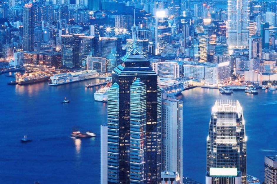 Hongkong: Protesty przeciwko handlarzom z Chin