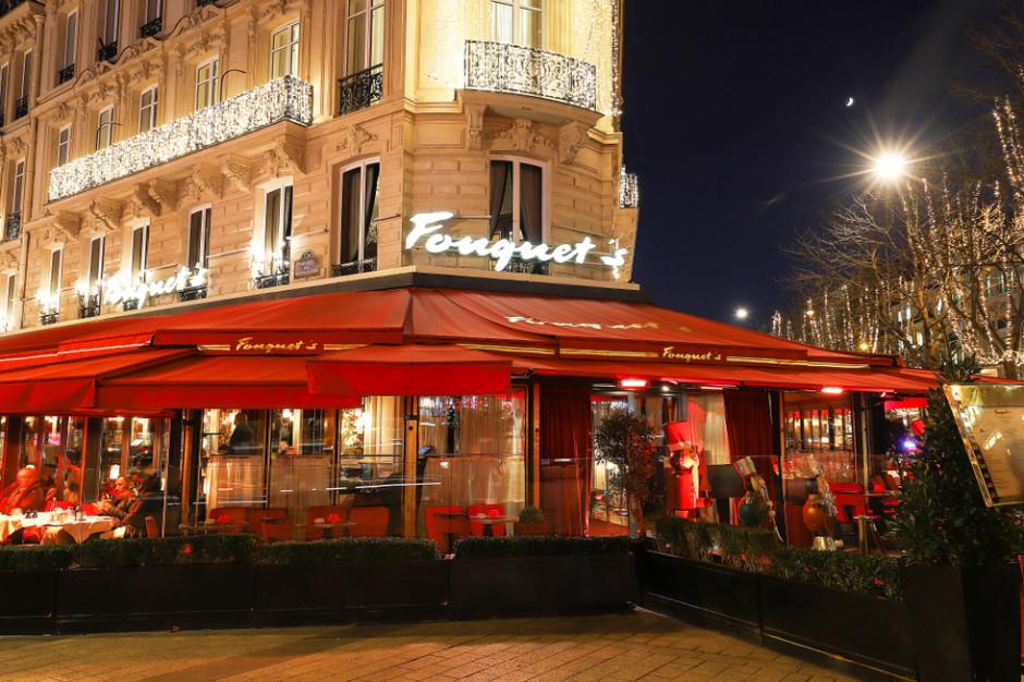 W Paryżu otwarto ponownie słynną restaurację zniszczoną przez