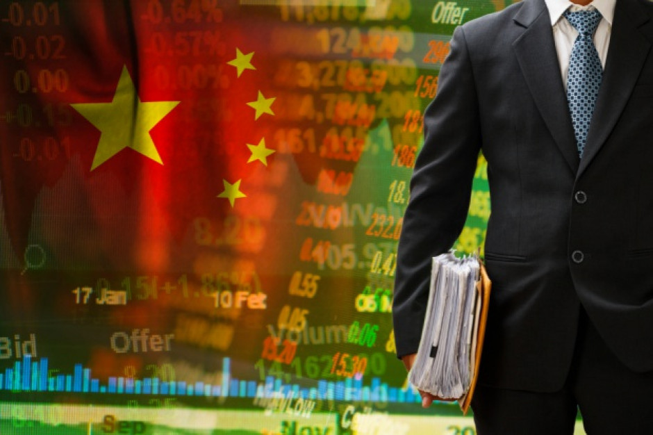 Chiny: Wzrost gospodarczy w II kwartale najniższy od 27 lat