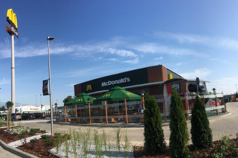 McDonald's z pierwszym lokalem w Grodzisku Wielkopolskim