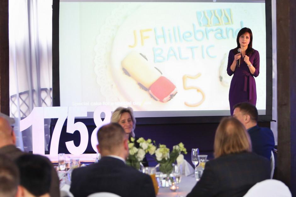 JF Hillebrand świętuje 175 lat obecności na światowych rynkach alkoholi i napojów