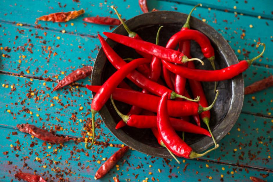 Papryczka chilli pierwszym 'owocem' uprawianym w kosmosie