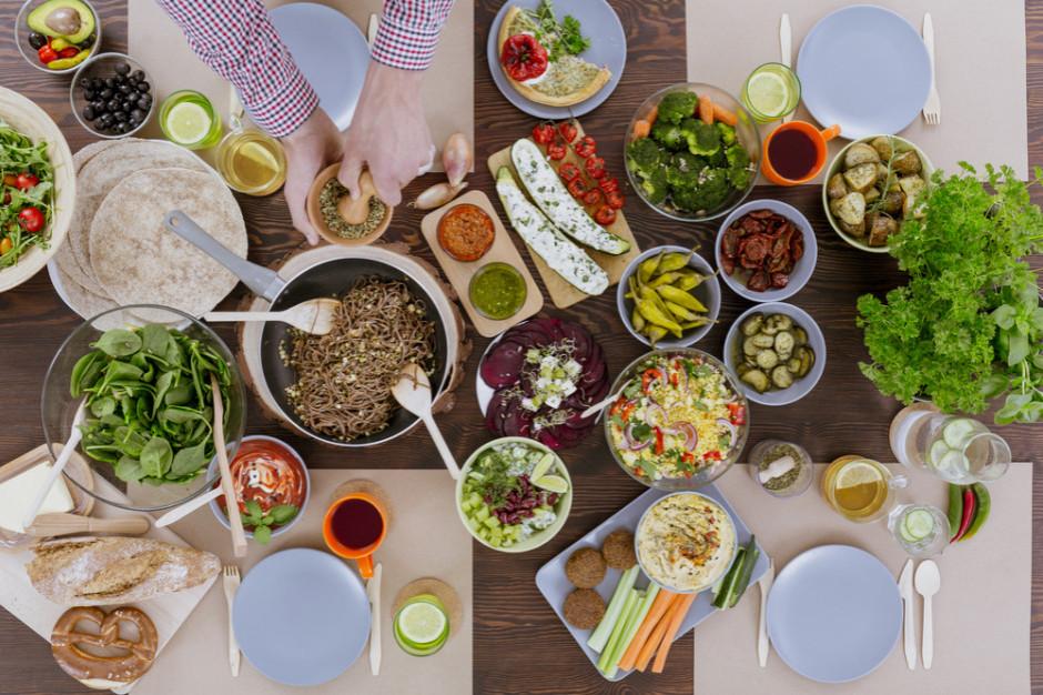 Trendy kulinarne: Dieta roślinna przeżywa absolutny renesans