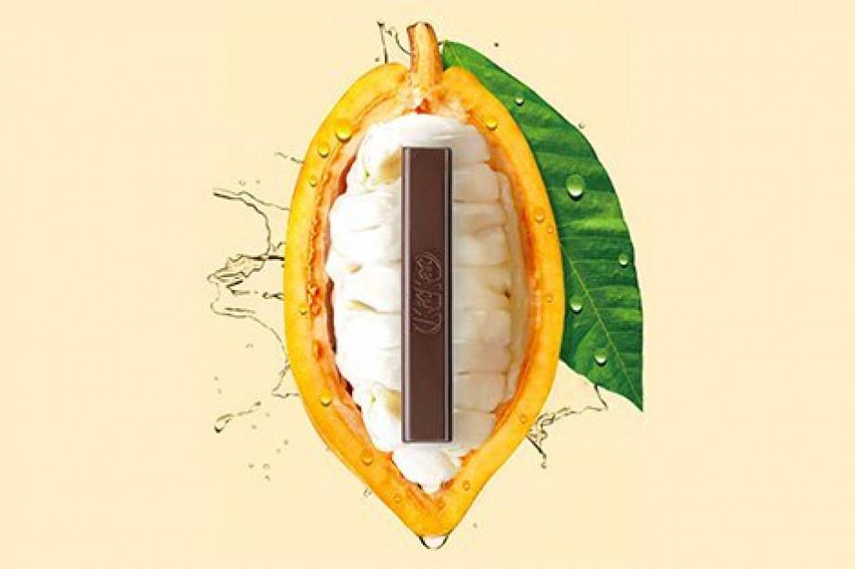 Nestlé opatentowało 70 proc. ciemną czekoladę wyprodukowaną wyłącznie z owocu kakaowca