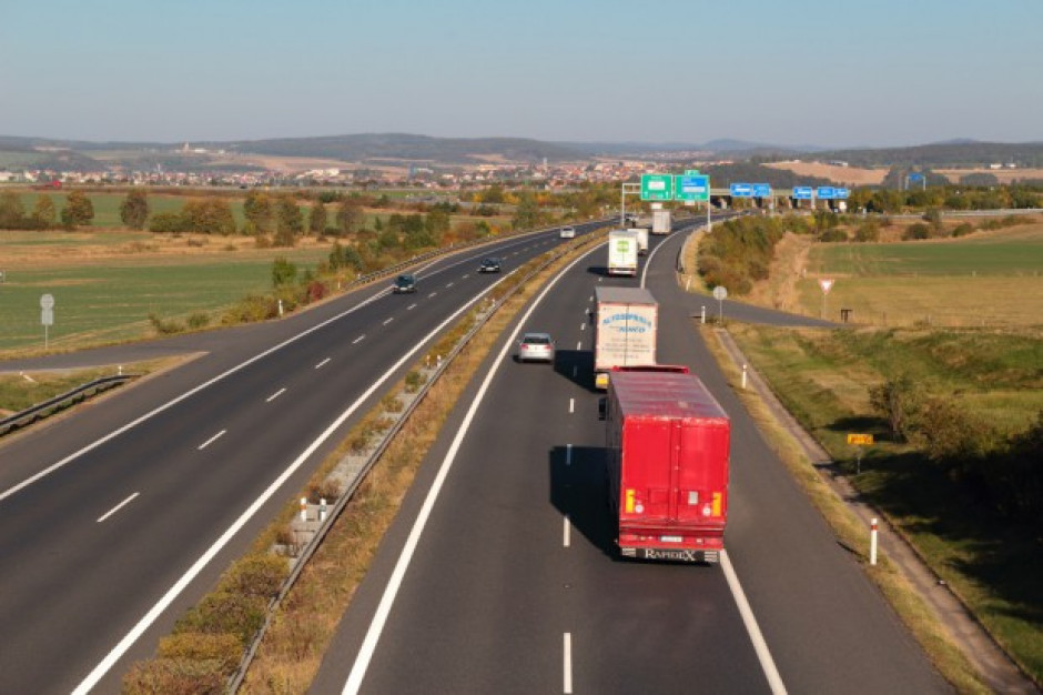 Co zrobić, jeśli kierowca miał wypadek przy pracy?