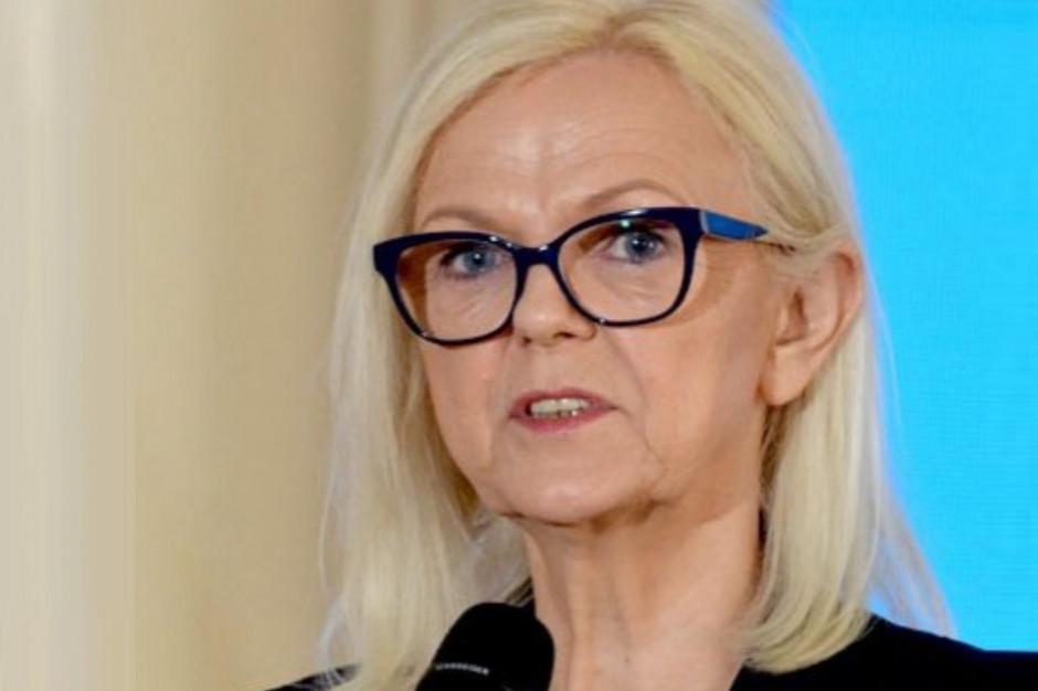 Borys-Szopa: Wyłączenie dodatku stażowego z minimalnego wynagrodzenia przyczyni się do wzrostu wynagrodzeń