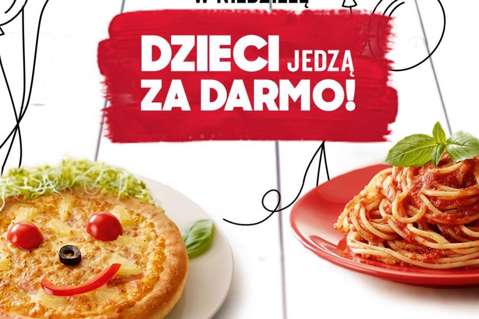 Pizza Hut z promocją