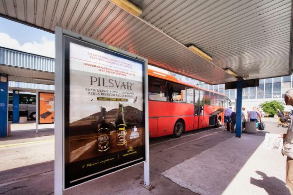 Browar Pilsweizer we współpracy z Synergic realizuje wakacyjną kampanię OOH