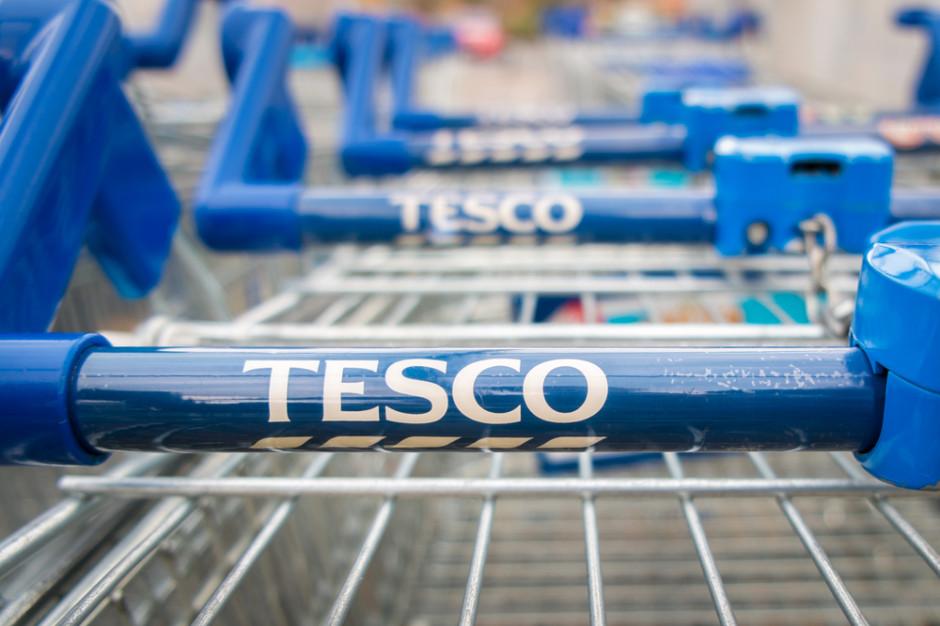 Tesco w Wielkiej Brytanii podniosło ceny ponad tysiąca produktów