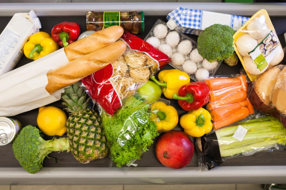 Żywność podrożała bardziej niż pozostałe produkty i usługi