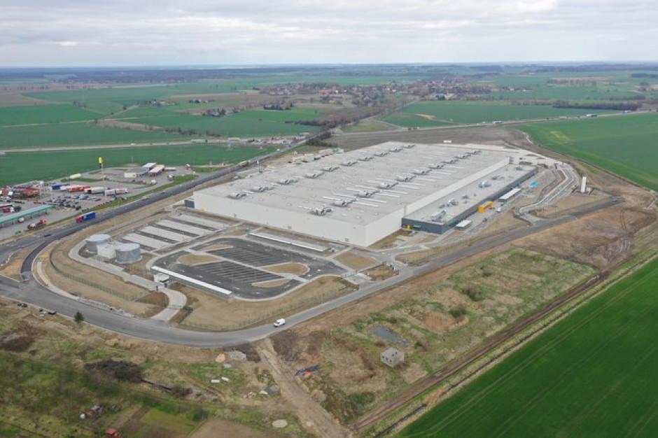 Na Dolnym Śląsku powstało centrum logistyki firmy Amazon
