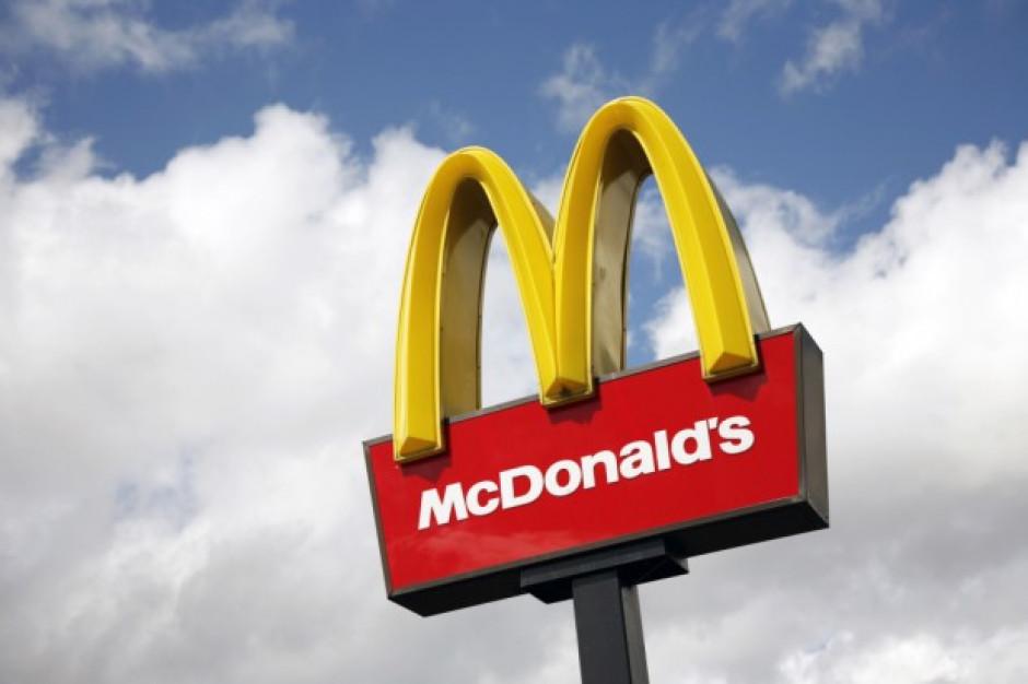 McDonald's nie będzie miał dyrektora marketingu