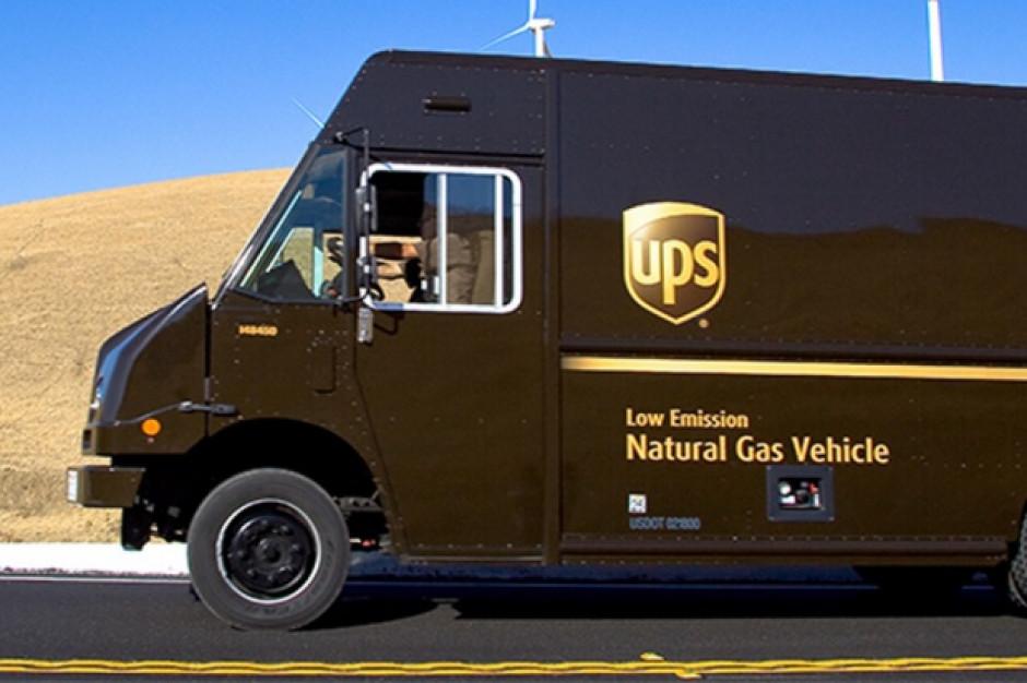 UPS ma wzrost zysku z działalności operacyjnej we wszystkich segmentach