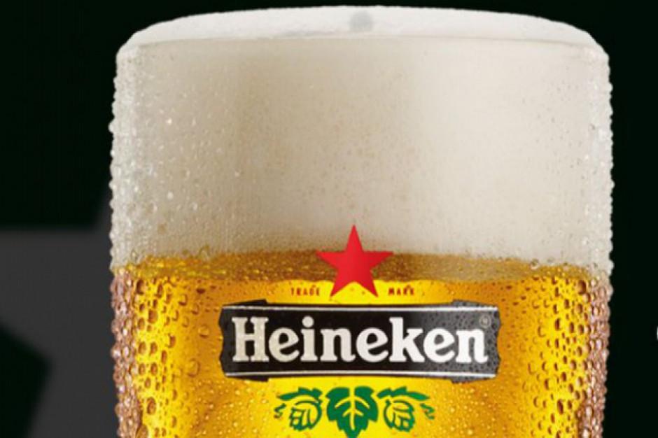 Heineken ze spadkiem kursu po wynikach