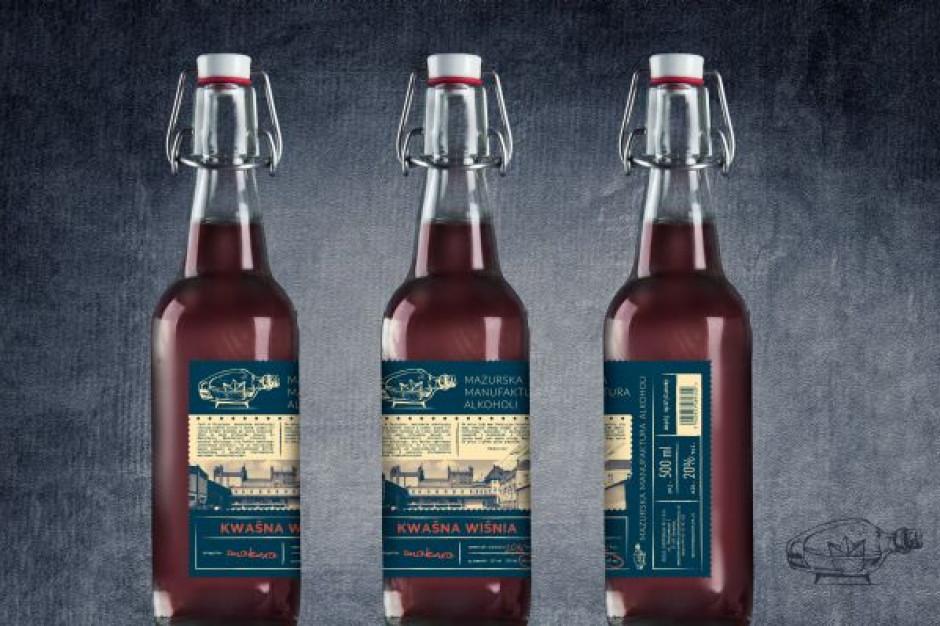 Mazurska Manufaktura Alkoholi wprowadza na rynek nalewki kraftowe