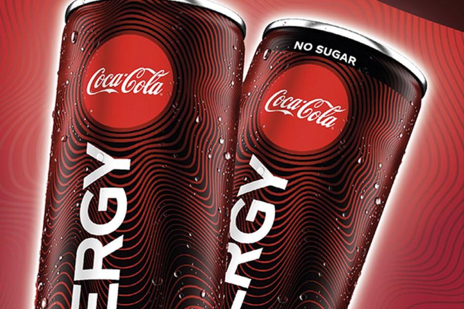Coca-Cola będzie miała napój energetyzujący o nucie smakowej coli