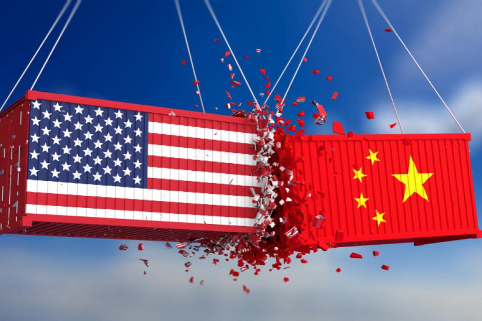 Trump grozi podwyższaniem ceł na chińskie towary