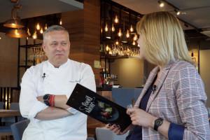 Szef kuchni Adam Chrząstowski w ogniu pytań Horecatrends.pl! (wideo)