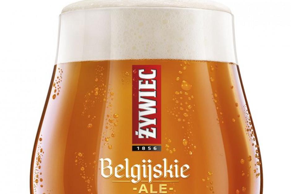 Belgijskie ALE - nowość z Żywieckiej Szkoły Piwowarskiej