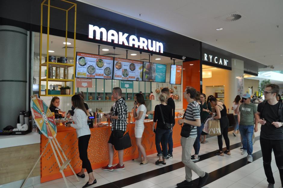Makarun w I pół. 2019 r. otworzył siedem nowych lokali