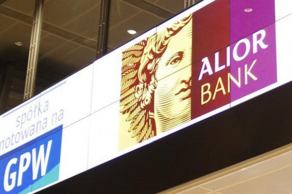 KNF nałożyła 10 mln zł kar na Alior Bank