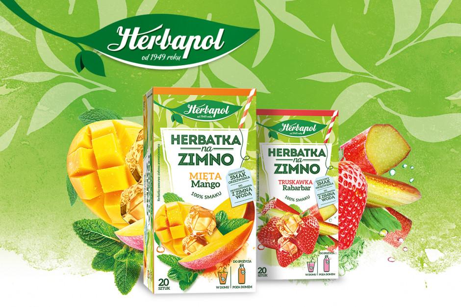 Herbapol-Lublin: Herbaty typu cold brew alternatywą dla słodzonych napojów
