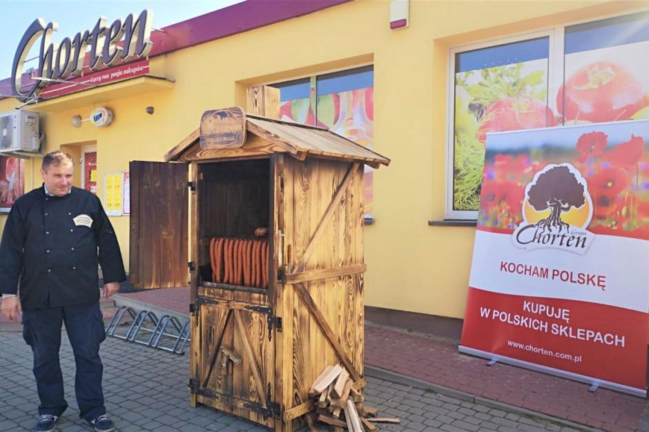 Grupa Chorten z nowym sklepem na Podlasiu