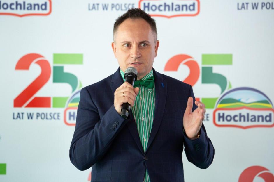 Hochland sponsorem głównym Poznań Business Run