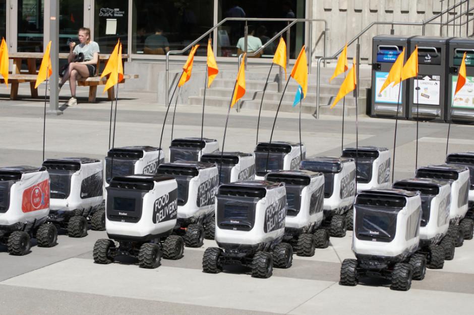 USA: Roboty dostawcze Postmates ze zgodą na testy w San Francisco
