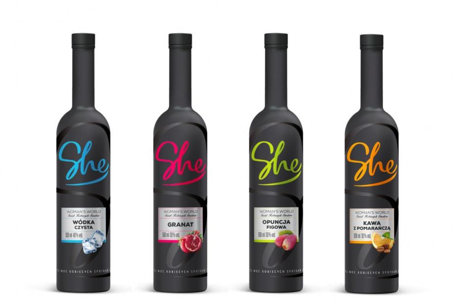 BZK Alco wprowadza linię alkoholi dla kobiet