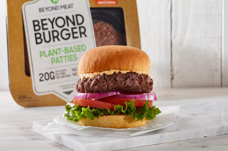 Organic Farma Zdrowia wprowadza do oferty Beyond Burgery