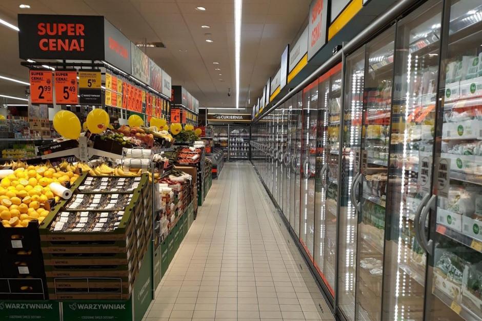 Biedronka: Ruszają wyremontowane sklepy w Poznaniu i w Szczecinie