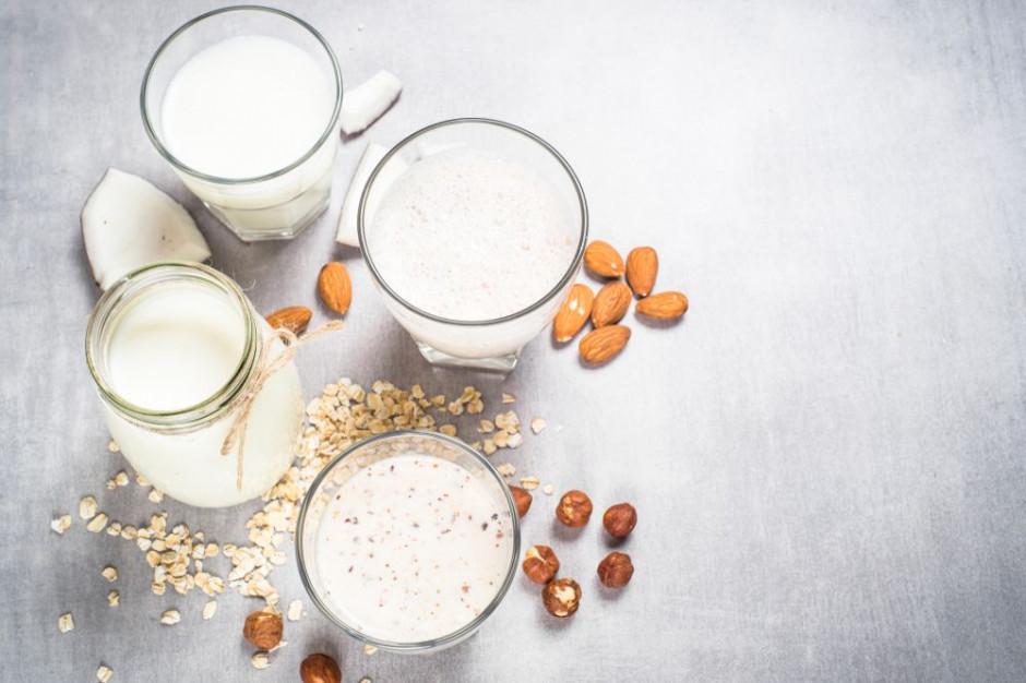 Mleczna środa: Roślinne alternatywy kuszą producentów nabiału