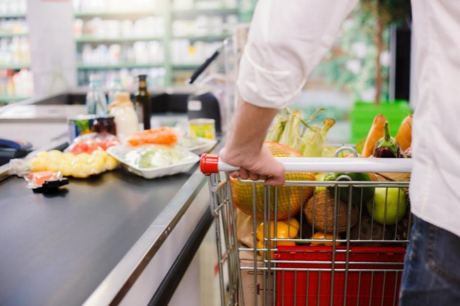 Credit Agricole: Rosnące ceny żywności podbiły inflację