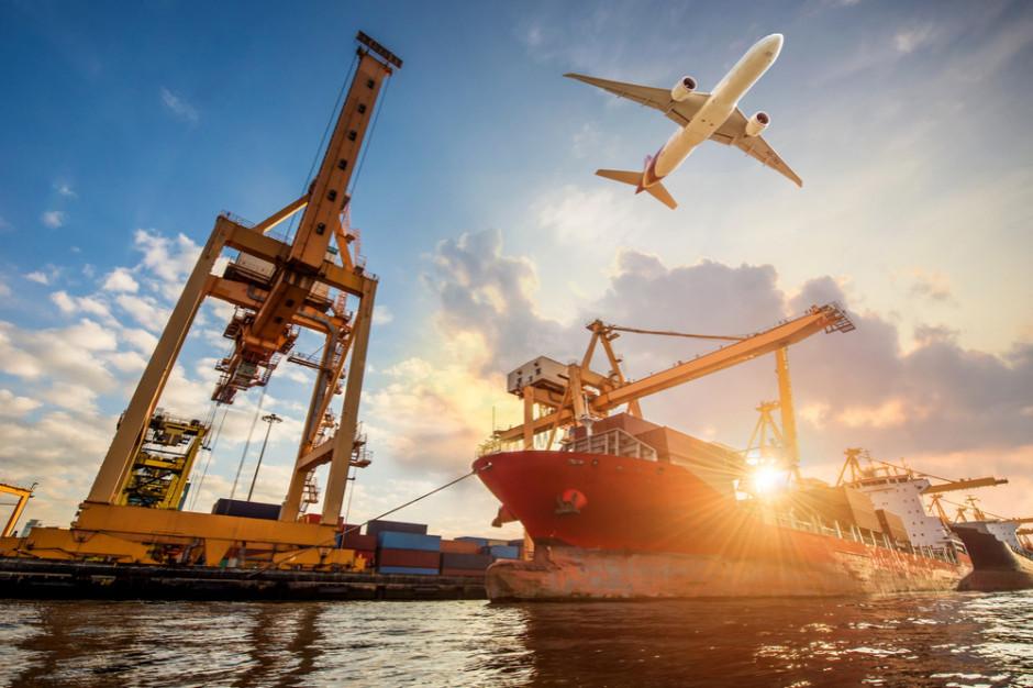 MPiT: Import przyspieszy do ok. 5 proc. w skali roku, a eksport - blisko 6 proc.