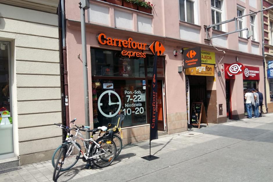 Carrefour rozwija sieć sklepów franczyzowych wewszystkich formatach