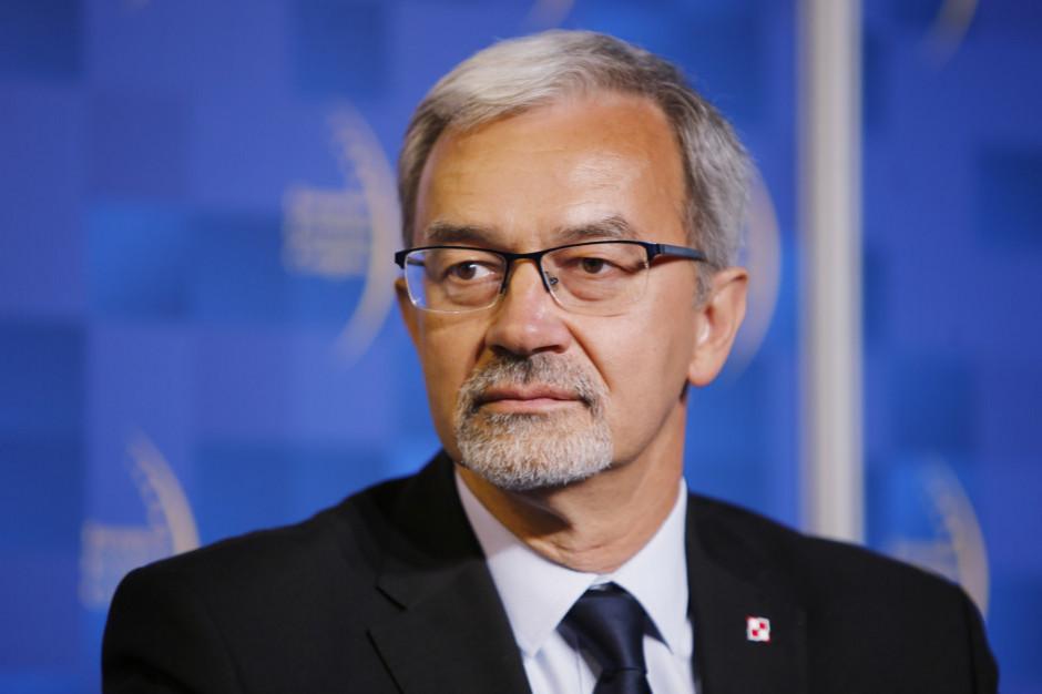 Kwieciński: Własna waluta pozwala nam szybciej doganiać Zachód