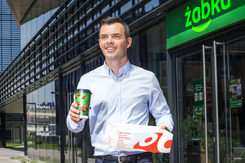 Poczta Polska odnotowuje rekordowy wzrost wolumenów paczek