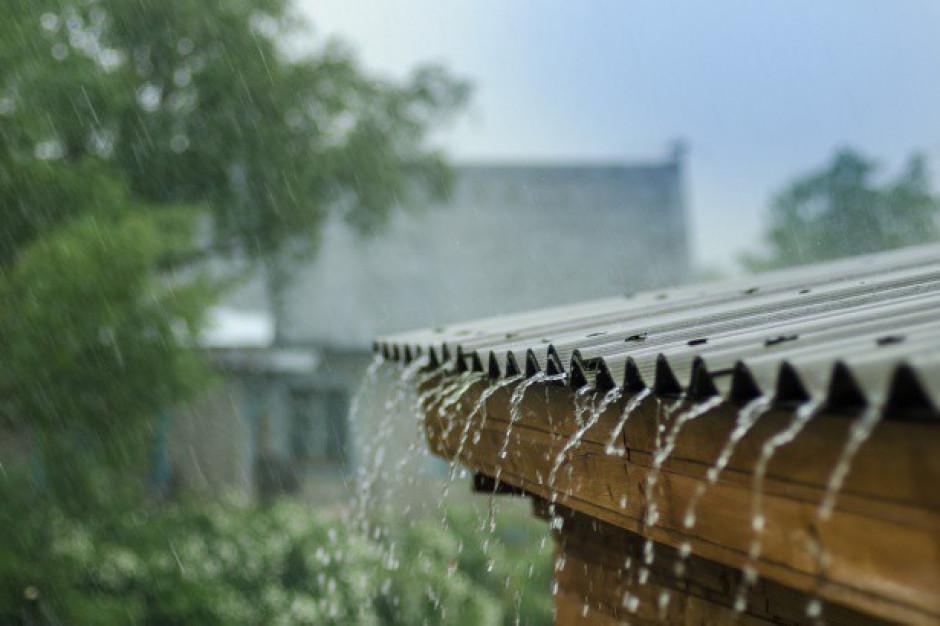 Zanieczyszczona deszczówka to zagrożenie dla wód powierzchniowych